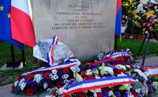 (Illustration) La France a commémoré pour la première fois le génocide arménien de 1915, le 24 avril 2019.