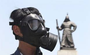 L'Asie est particulièrement touchée par la pollution de l'air, une problématique qui touche 92% de la population mondiale, selon l'OMS.