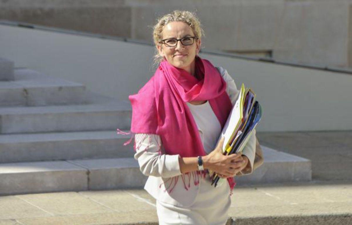 Delphine Batho, ministre de l'Ecologie, le 29 août 2012. – LAURENT ETIENNE/SIPA