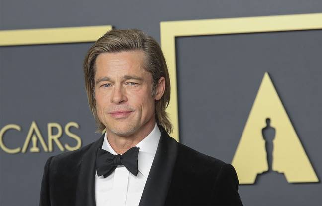 VIDEO. Brad Pitt retrouve Kim Kardashian après les Oscars... Elton John rend hommage à son mari et à leurs fils...