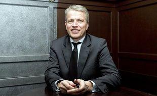 Philippe Margain, candidat aux primaires UMP de la mairie de Paris, le 26 février 2013.