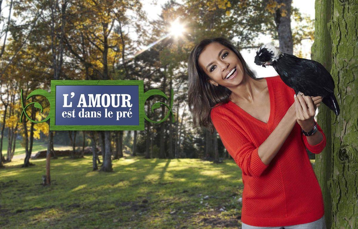 Karine Le Marchand, animatrice de L'amour est dans le pré. – DR/M6