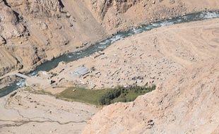 L'accident s'est produit dans dans la province du Badakhshan.
