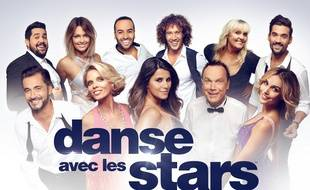 Les candidats de la saison 7 de «Danse avec les stars» sur TF1