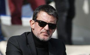 Manuel Valls, le 24 mars 2018 à Toulouse.