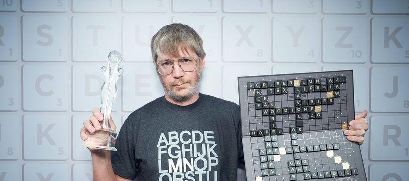 Nigel Richards est devenu champion du monde de Scrabble.