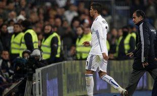 Cristiano Ronaldo, le 3 mars 2011 à Madrid.