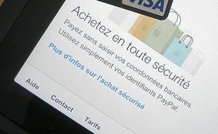La transaction doit être rapide, simple et sécurisés.