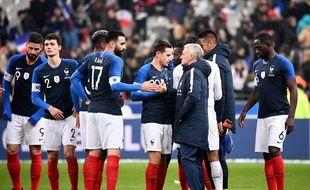 Les Bleus terminent 2018 sur une bonne note.