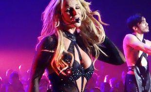 Britney Spears aux VMA Awards à New York le 24 août 2016