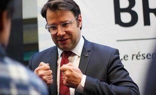 Le président socialiste de la région Bretagne Loïg Chesnais-Girard est candidat à sa succession aux régionales.