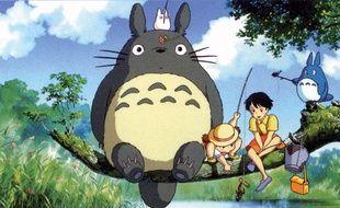 Image du film Mon voisin Totoro (1988)
