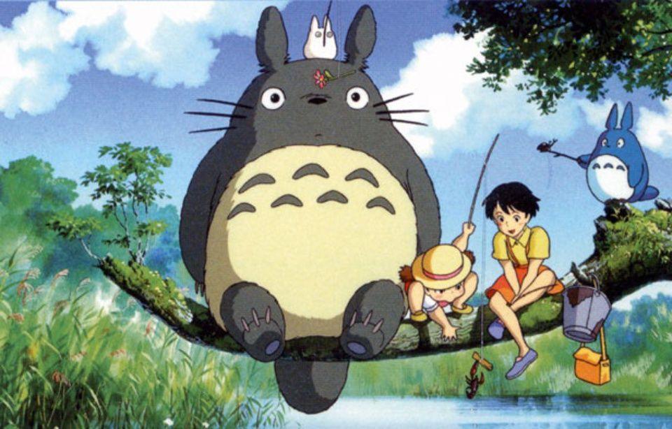ANIMATION › Pourquoi «Mon Voisin Totoro» est le premier film à montrer à ses enfants … 20 MINUTES