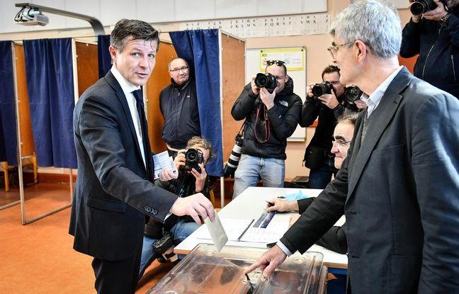 Elections municipales à Bordeaux : Nicolas Florian en tête avec seulement 96 voix d'avance