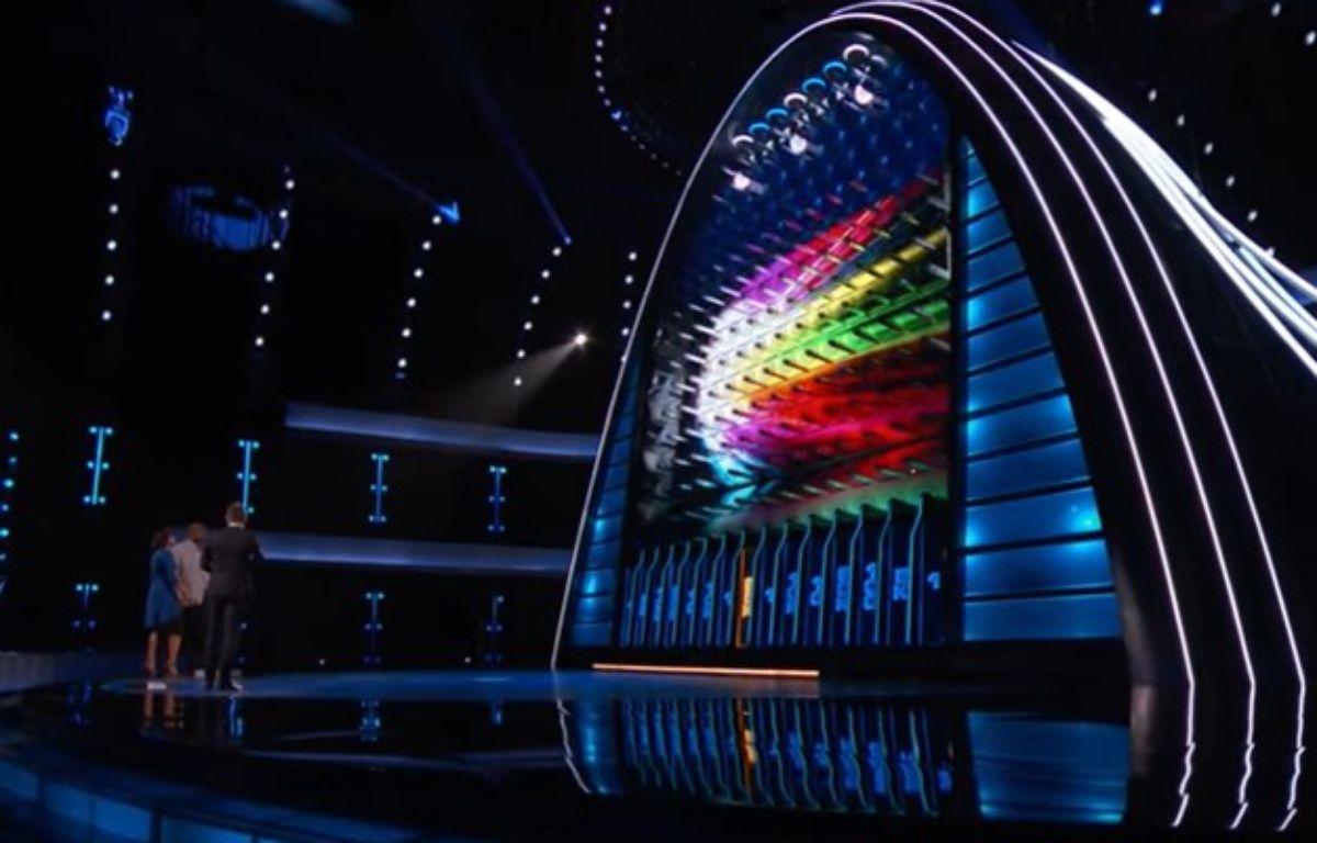 TF1 devrait diffuser l'adaptation française du jeu télé américain «The Wall» – Capture d'écran YouTube