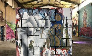L'Aérochrome, l'incubateur des arts urbains porté par le collectif Cisart', vient d'ouvrir ses portes à Blagnac.