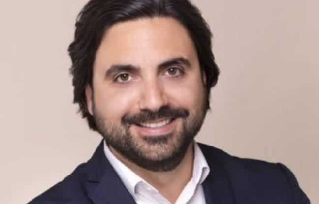 Alexandre Bolo, candidat FN sur la 1ère circonscription des Pyrénées-Orientales.