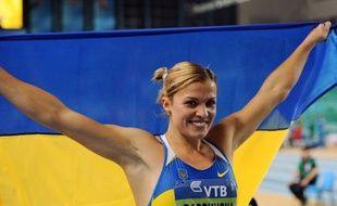 L'Ukrainienne Natalia Dobrynska a réglé à son profit le duel survendu entre la Russe Tatyana Chernova et la Britannique Jessica Ennis, en remportant le pentathlon lors de la journée inaugurale des Mondiaux en salle d'athlétisme, vendredi à Istanbul.