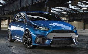 La nouvelle Ford Focus RS
