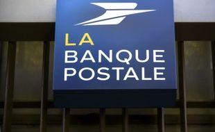 Le logo de La Banque postale.