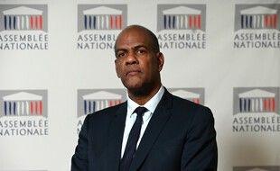 Le député de Martinique Serge Letchimy.