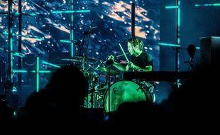 Sigur Ros en concert à Milan, le 17 octobre 2017.