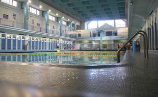 La piscine Saint-Georges, à Rennes, ouvre ses portes pour les Journées du patrimoine.
