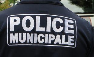 Illustration de police municipale.
