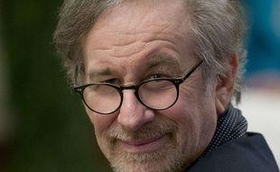 Steven Spielberg, le 7 décembre 2014.