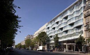 L'Hôtel Renaissance Arc de Triomphe dans le 17e arrondissement de Paris.