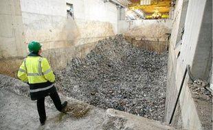 La communauté urbaine fournit 448000 tonnes de déchets, dont 300000 sont incinérés.