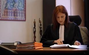 Delphine Thouillon est juge aux affaires familiales à Créteil