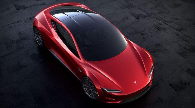 La prochaine Tesla Roadster aura des airs de « James Bond » selon Elon Musk