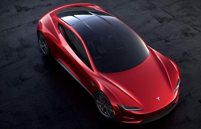 Tesla: Le nouveau Roadster pourra voler, assure Elon Musk