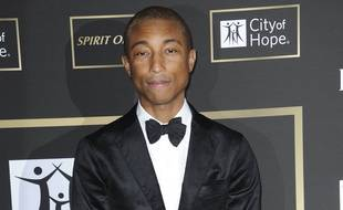 Le producteur et chanteur Pharrell Williams