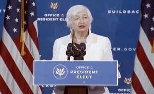 Après avoir dirigé la Fed, Janet Yellen a été confirmée comme secrétaire au Trésor le 25 janvier 2021.