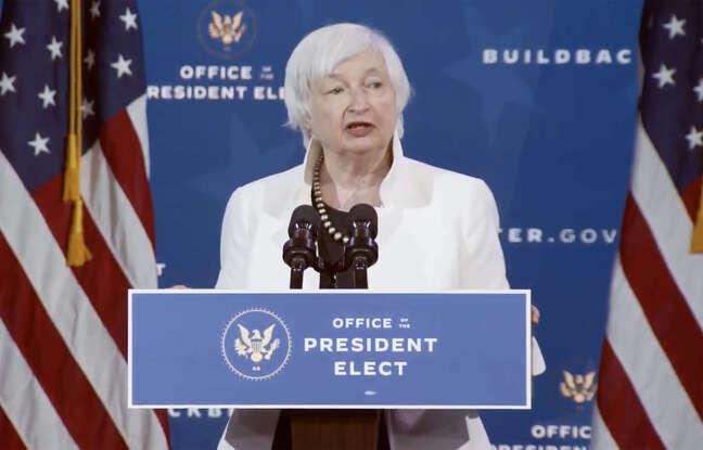 Janet Yellen confirmée au Trésor, une première pour une femme
