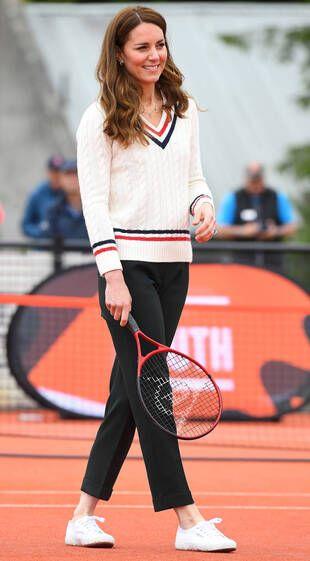 Kate Middleton à deux doigts de demander une invitation pour le tournoi de Roland-Garros