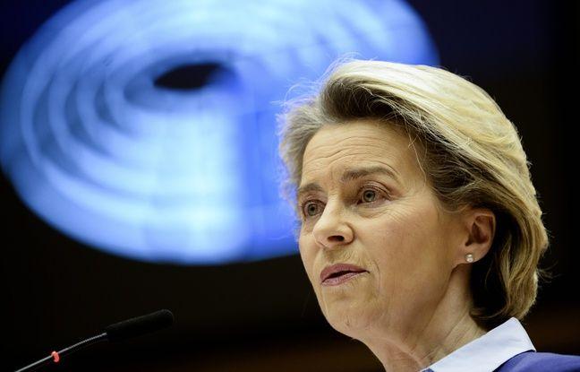 648x415 la presidente de la commission europeenne ursula von der leyen le 10 fevrier 2021