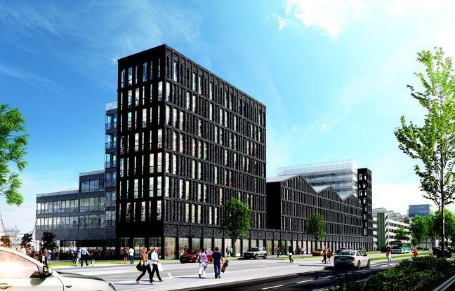 Cap-Leeuwin, au sein du programme Quai des Caps à Bordeaux, accueillera des bureaux et des hôtels.