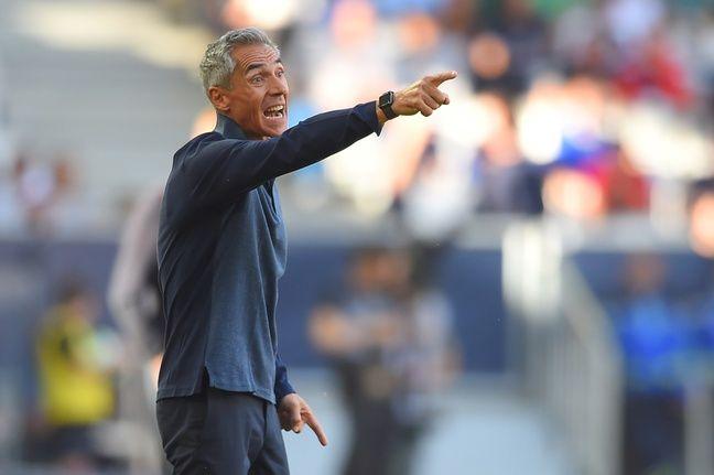 Paulo Sousa, l'entraîneur des Girondins.