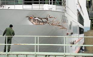 Une erreur de pilotage serait à l'origine de l'accident.