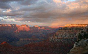 Le grand canyon dans le Grand ouest américain