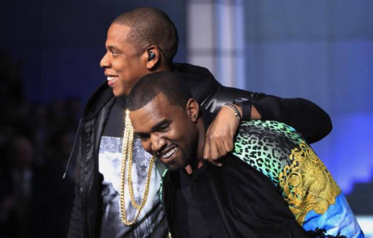 Kanye West et Jay-Z, le 10 novembre 2011. – REUTERS/Lucas Jackson