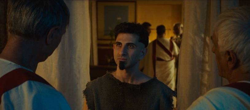 Kheiron  dans «Brutus vs César»