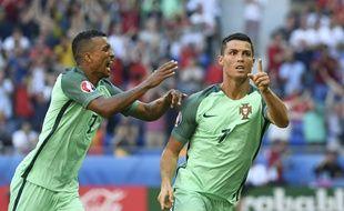 Avec une passe décisive pour Nani puis un superbe doublé, Cristiano Ronaldo a sauvé le Portugal d'une élimination prématurée dans cet Euro.