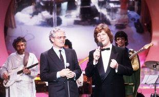 Lionel Jospin dans l'émission Carnaval de Patrick Sébastien en 1984.