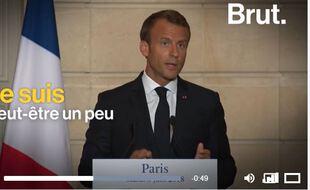 Les citations d'Emmanuel Macron compilées par