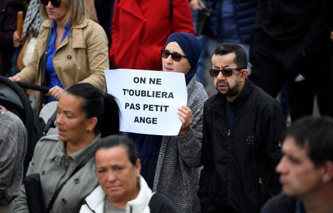 Enfants fauchés à Lorient: Un millier de personnes ont participé à la marche blanche