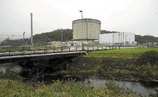 Située dans les Monts d'Arrée dans le Finistère, la centrale de Brennilis a fonctionné entre 1967 et 1985.